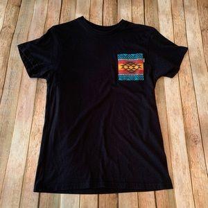 Vans men's short sleeve pocket tee shirt